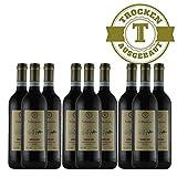 Rotwein Italien Bardolino trocken (9 x 0,75l)