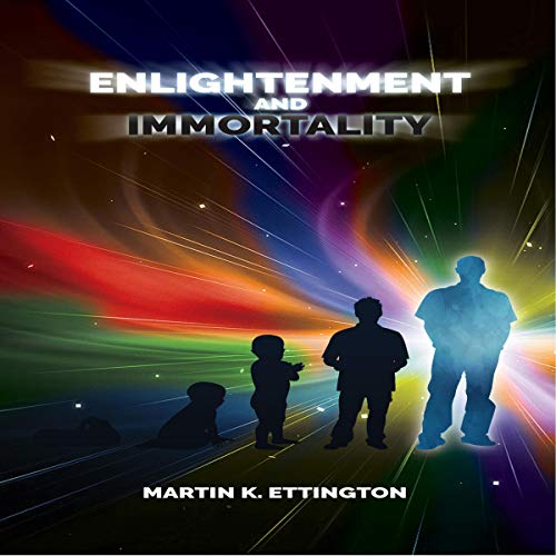 Enlightenment and Immortality audiobook cover art