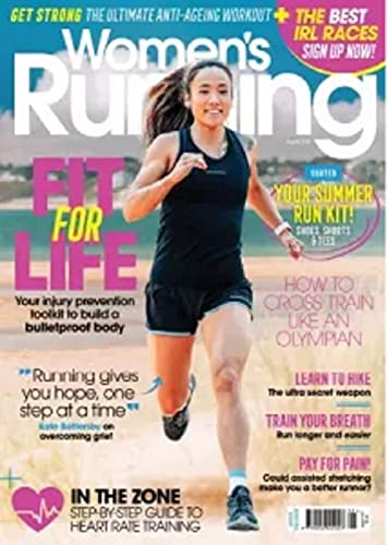 Women's Running - August 2021: Health, fitness, Nutrition advice and Lifestyle magazine (English Edition)