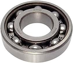 Peer Bearing 6208-C3 6200 Series Radial Bearings, Open, C3 Fit, 40 mm ID, 80 mm OD, 18 mm Width