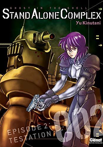 The Ghost in the shell - Stand Alone Complex - Tome 02
