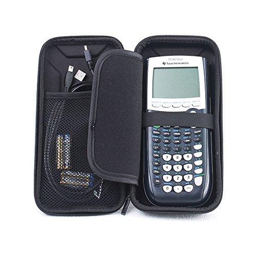 LuckyNV Protective Travel Case Bag Box for Texas Instruments TI-84 Plus / TI-84 Plus CE / TI-83 Plus / TI-89 / Casio PRIZM / FX-9750GII and More Graphing Calculator Photo #3