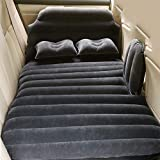 Inflatable Car Air Mattress with Back Seat Pump Portable Travel,Camping,Vacation,Flitaing Bed,Floating Bed,Sleeping Blow-Up Bed Pad fits SUV,Truck,Minivan/Compact Twin Size Mattress