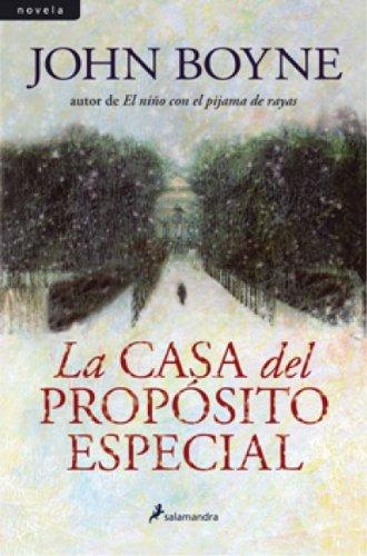 Book's Cover of La casa del propósito especial Versión Kindle