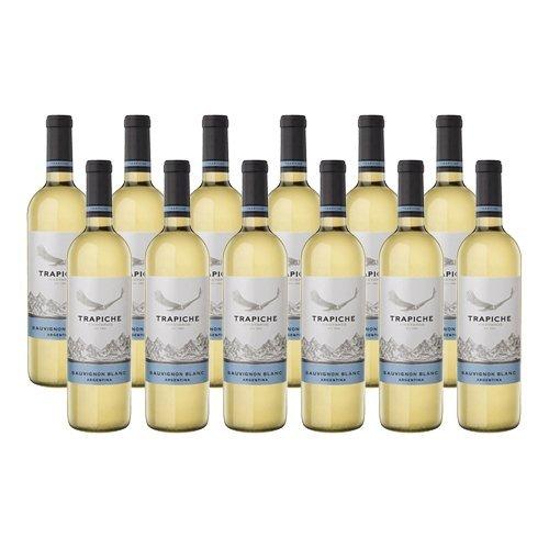 Trapiche Sauvignon Blanc - Vino Blanco - 12 Botellas