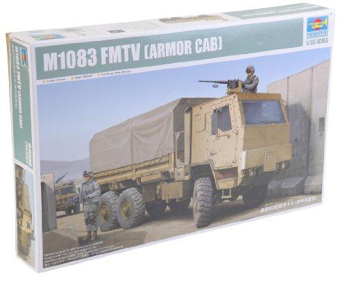 Trumpeter 01008 modèle Kit m1083 MTV (Armor Cab)