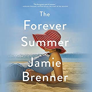 Page de couverture de The Forever Summer