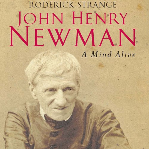 John Henry Newman audiobook cover art