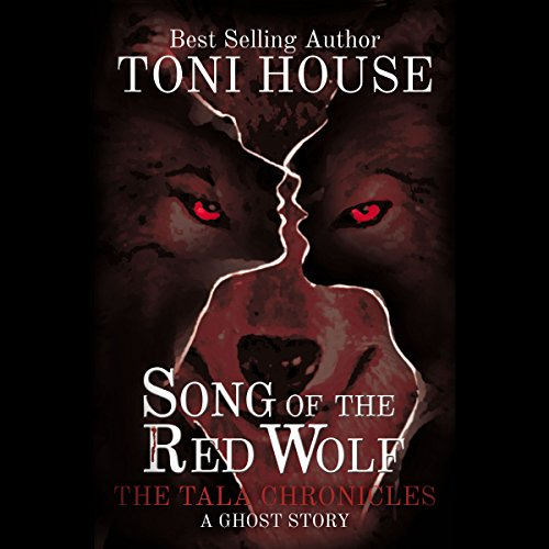 Song of the Red Wolf audiobook cover art