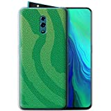 Phone Case for Oppo Reno (PCAT00) Reptile Skin Effect Pit