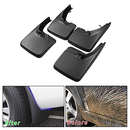 LTGJJ Auto Splash Guards, Modder Flaps Mudflaps Mudguards Modder Flap Modder Guards Voorste Achterste Splash Guards Auto Accessoires Auto Styling Voor Dodge Caliber,Dodge Journey,Dodge Ram 1500/2500/3500