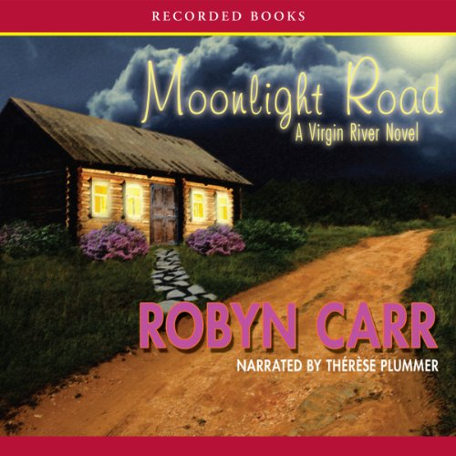 Moonlight Road audiobook cover art