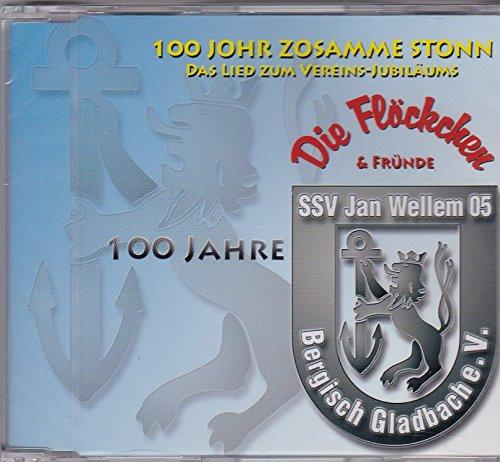 Die Flöckchen und Fründe - 100 Johr Zosamme Stonn - SSV Jan Wellem 05