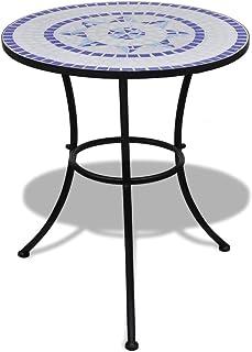 Festnight Garten Couchtisch Beistelltisch Holztisch Teetisch Kaffeetisch Gartentisch Outdoor 60 x 60 x 36 cm Massivholz Akazie