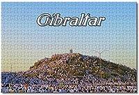 BEI YU MAN.co ジブラルタルアラファトのUterusジグソーパズル1000ピース木製ジグソーパズルゲームギフト家族の装飾特別な旅行のお土産