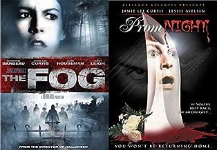Scream Queen Classics: John Carpenter's The Fog & Prom Night (Full Screen) DVD 2 Film Collection Dreadtime Stories!