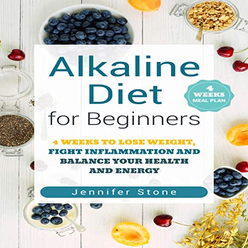 Alkaline Diet for Beginners  By  cover art