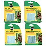 Miracle-Gro Indoor Plant Food Spikes, 1.1-Ounce (4 Pack) (4)