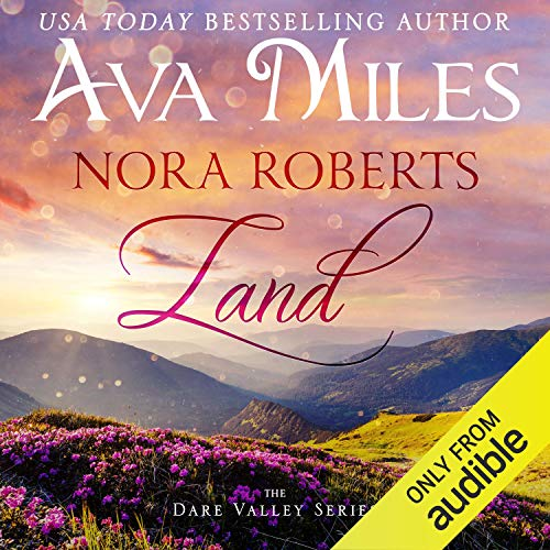 Nora Roberts Land  By  cover art
