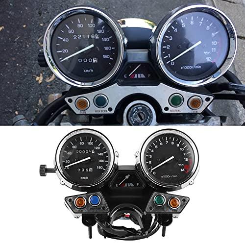 Montaje de instrumentos de motocicleta velocímetro odómetro tacómetro apto para XJR400 XJR 400 1995 1996 1997