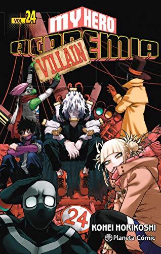 My Hero Academia nº 24 (Manga Shonen)