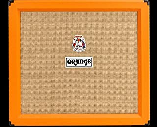Orange PPC412-C - 240-Watt 4x12 Inches Straight Cabinet - Orange