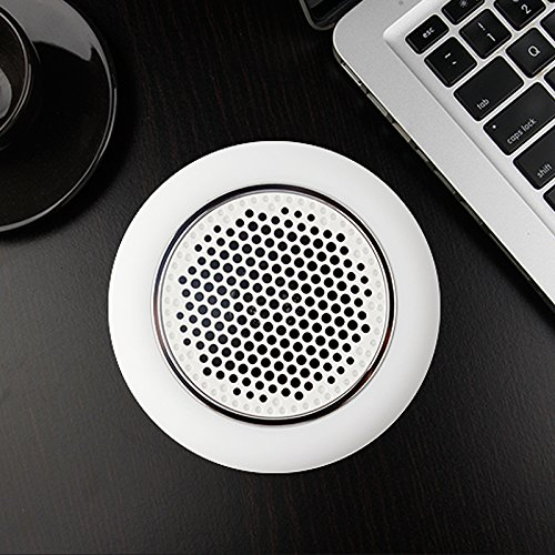Bluetooth Speakers,POECES Hi-Fi Portable Wireless Stereo Speaker with Touch Control 6 Color LED Themes,Best Gift for Women and Children (Upgraded Version)