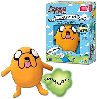 Adventure Time the Epic Gassy Jake Game