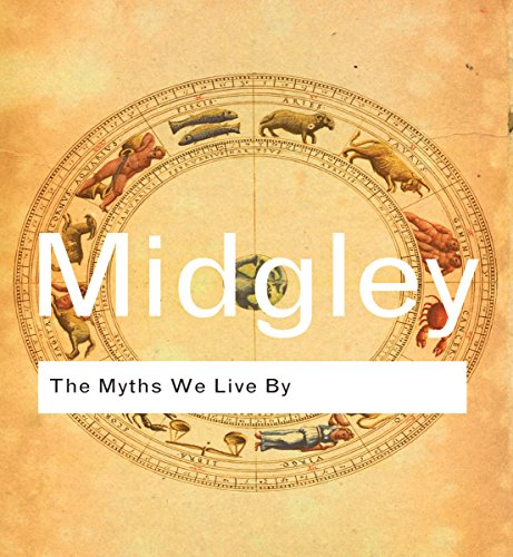 The Myths We Live By audiobook cover art