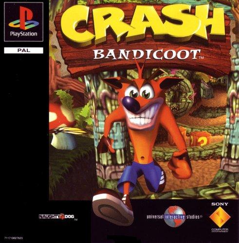 Crash Bandicoot 1 - PS1 PlayStation