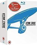 Pack Star Trek Películas 1-10 Remasterizadas [Francia] [Blu-ray]