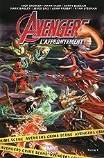 Avengers - L'affrontement T01 de Jesus Saiz