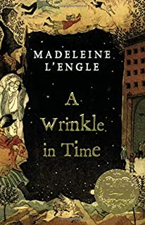 wrinkle in time original book cover