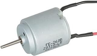 Nichibo Taiwan FE-260B-20110-LR/46 Motor, DC, 3V, 5126 RPM, 19 mm Diameter x 27 mm D (Pack of 4)