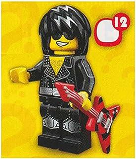 レゴ ミニフィギュア シリーズ12 LEGO minifigures #71007 ロックスター ミニフィグ ブロック 積み木
