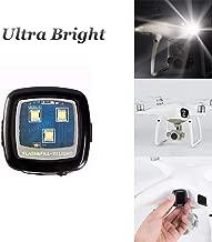 FUNTEN Cree Drone Strobe Light Drone Night Flights for DJI Spark Phantom 3 4 Inspire 1 2 Mavic Air Pro 2 Zoom YuneecTyphoon H Matrice Accessories - White