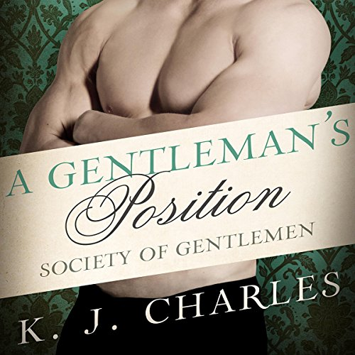 Couverture de A Gentleman's Position