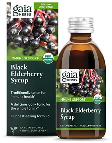 Black Elderberry Syrup 5.4-ounce