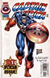 Captain America #1 Nov 1996