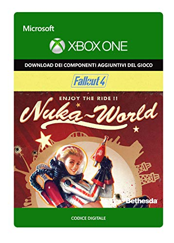 Fallout 4: Nuka-World   Xbox One - Codice download