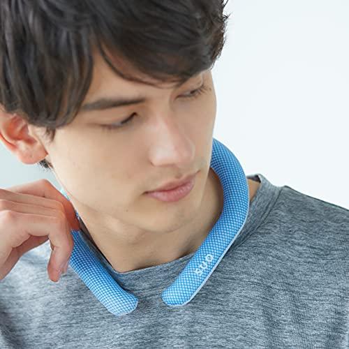 ネッククールリング 首掛け ネッククーラー クール ひんやり 冷感 アイシング 首もと冷却 冷感 持続温度制御 成分PCM Lサイズ Mサイズ 大人用 Sサイズ 子ども用