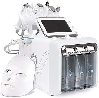 DLL 7 in 1 Gezicht Huid SPA Machine, Zuurstof Gezichtsmachine Diepe Reinigende Huidverjonging Machine Gezichtsverzorging S...