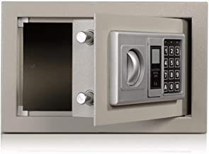 Cabinet Safes Digital Safe-Electronic Steel Safe with Keypad Solid Steel Construction for Home Office Hotel Jewelry Safe (...
