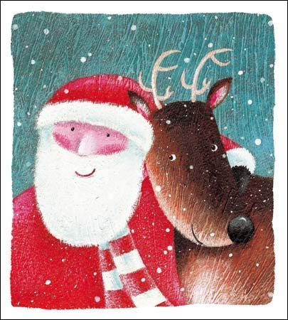 Pack of 5 Festive Friends Shelter & Crisis Society Charity Christmas Cards Xmas Card Packs: Amazon.es: Oficina y papelería