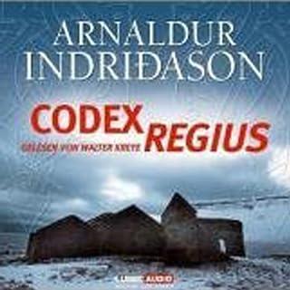 Codex Regius Titelbild