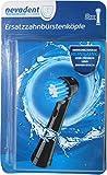 NEVADENT - 8testine / testine di ricambio per spazzolino elettrico DAZK 8B2