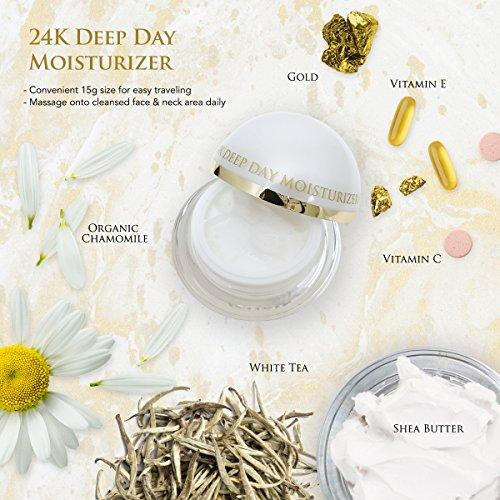 Orogold 24K Gold Deep Day Moisturizer Cream