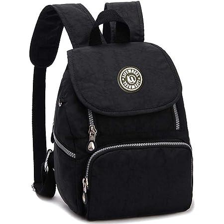 LifeWheel Women Girls Small Backpack Waterproof Shoulder Bag Lightweight Travel Backpack School Bag Casual Daypacks