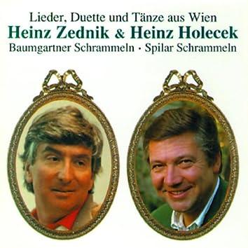 Heinz Zednik & Heinz Holecek - Lieder, Duette und Tänze aus Wien