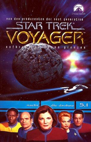 Star Trek - Voyager 5.1: Nacht/Die Drohne [VHS]